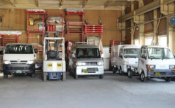 一般貨物自動車運送事業部